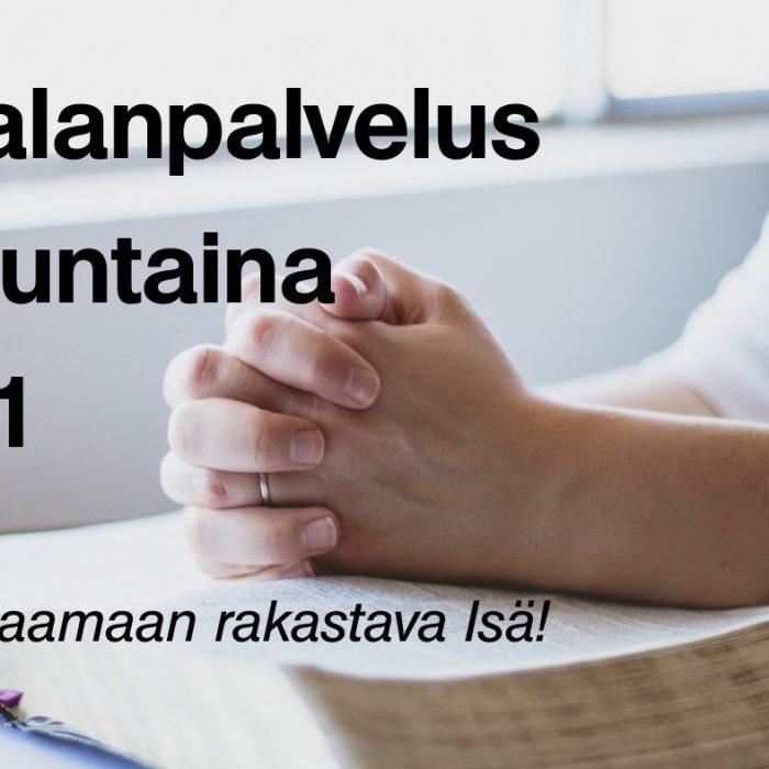Seuraava Jumalanpalvelus